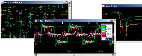 NL5 Circuit Simulator