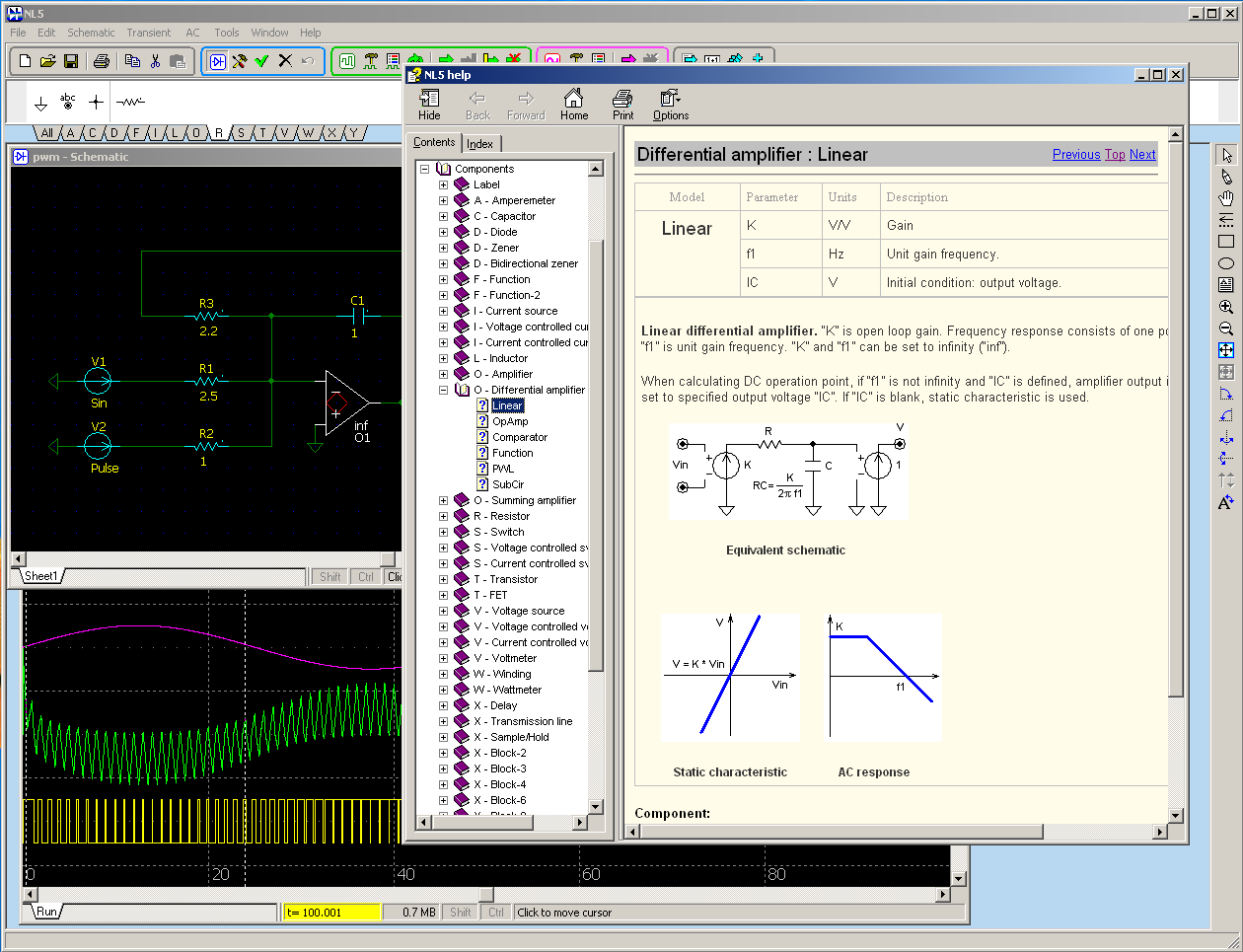 Electronic Circuit Design Simulation Software Download